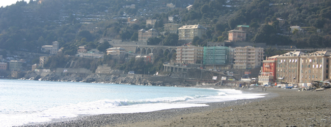 Bolzaneto – Genova (Via Madonna Della Guardia)