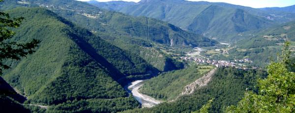Torriglia – Marsaglia (Bassa Val Trebbia)