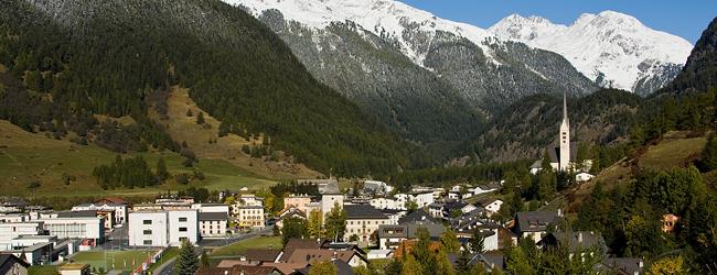 Zernez – Davos – Fluela Pass