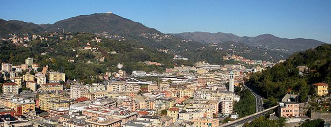 Bolzaneto – Busalla (Passo Giovi)