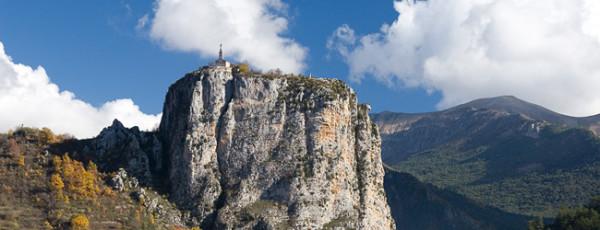 Grasse – Castellane (Route Napoleon)