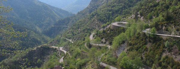 Sospel – Saint Martin Vesubie (Route Des Grandes Alpes)
