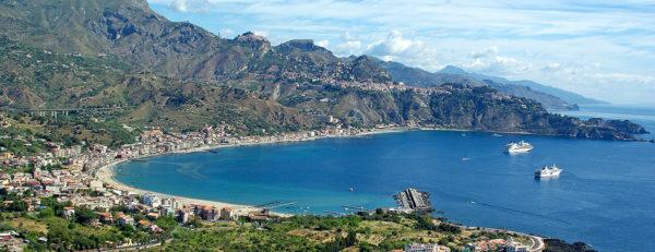 Francavilla di Sicilia – Giardini Naxos
