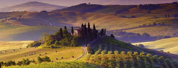 Siena – San Quirico D'Orcia 1 (Le Crete Senesi)