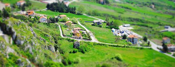 Atena Lucana – Roccadaspide (Passo della Sentinella)