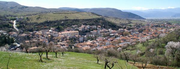Pescina – Villetta Barrea (Passo Del Diavolo & Valico Di Gioia Vecchio)