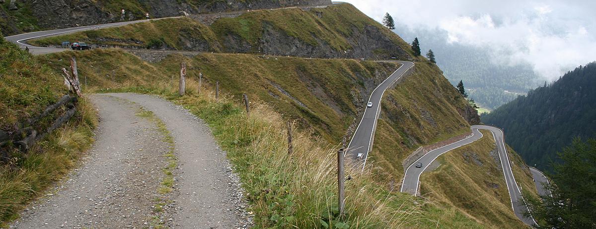 Passo Rombo – Oetz (Passo Del Rombo)