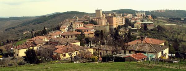 Castellina in Chianti – Boccheggiano