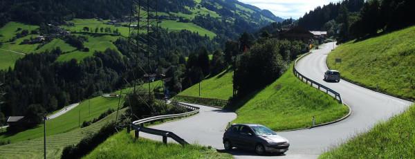 Kitzbuhel – Gerlos Strasse Est
