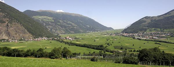 Merano – Nauders (Passo Resia – Val Venosta)