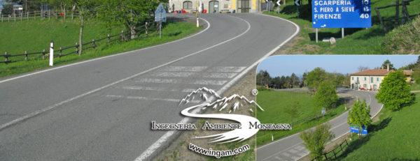 Palazzuolo sul Senio – Borgo San Lorenzo (Passo Del Giogo)