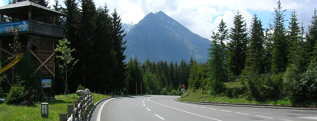 Schlitter – Gerlos Strasse Ovest