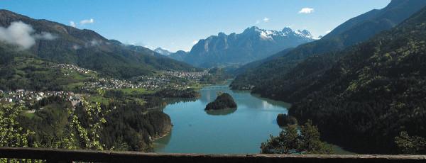 Tolmezzo – Pieve di Cadore(Passo Mauria)