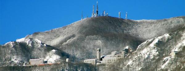 Santuario di Montevergine – Ospedaletto D'Alpinolo