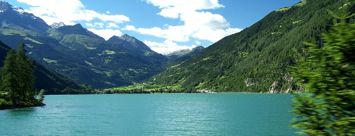 Saint Moritz – Madonna di Tirano (Passo Dell'Aprica + Passo Del Bernina)