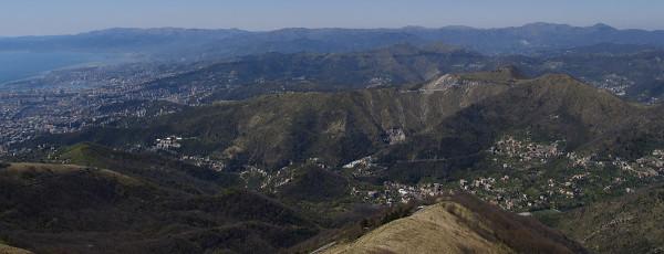 Apparizione – Uscio (Monte Fasce)
