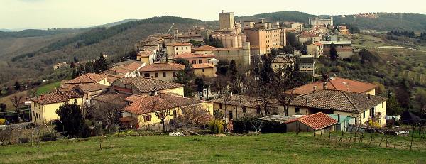 Siena – Meleto