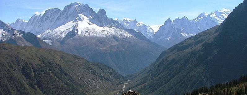 Martigny – Chamonix Mont Blanc