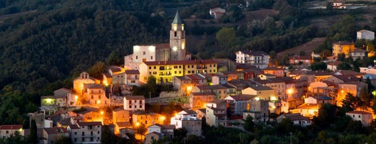 Colle Sannita – Castelvecchio di Puglia