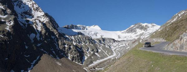 Passo del Rombo – Ötztaler Gletscherstraße
