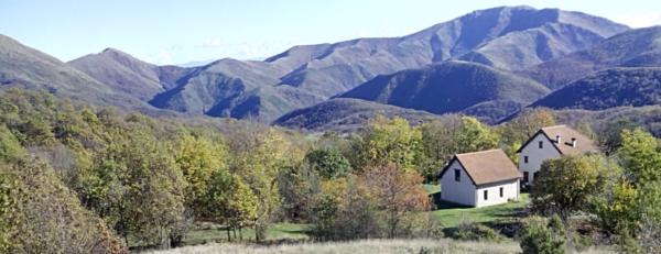 Capanne di Marcarolo – Bosio