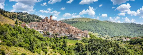 Ofena – Castel Del Monte