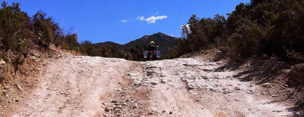 Casta – Saleccia (Sterrato impegnativo – poco adatto a moto stradali)