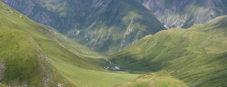 Obervellach – Seebachtal Alm
