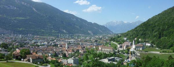 Tiefencastel – Reichenau